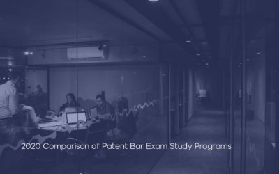2020 Review: Patent Bar Reviews & Course Results