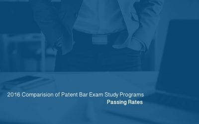 2016 A Review: Patent Bar Review & Course Results
